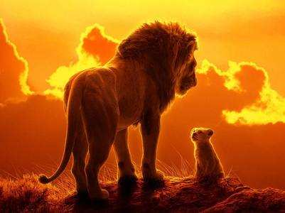 'The Lion King' box office collection Day 1