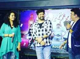 Singer Avdhoot Gupte's unplanned vacation