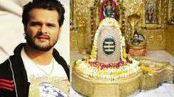 Khesari Lal Yadav's popular Bhojpuri songs dedicated to Lord Shiva celebrating Sawan month