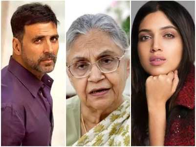B-town reacts to Sheila Dikshit's demise