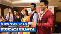 Kundali Bhagya: Dheeraj Dhoopar, Shraddha Arya, Anjum Fakih and others talk about the upcoming twists