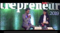Rajkummar  Rao attended an entrepreneurship conclave in Delhi