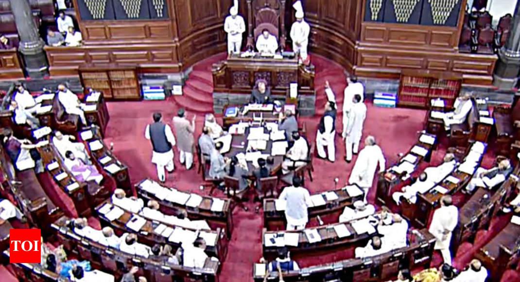 BJP woos rival members to boost its Rajya Sabha numbers