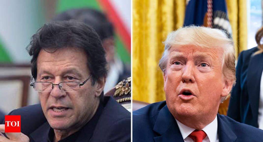 Pakistan tries to silence critics ahead of Imran Khan-Trump meeting