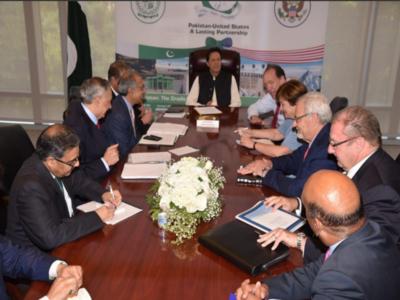Imran khan meets World Bank president - Times of India