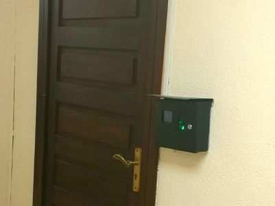 Pakistan gets VVIP toilets with biometric access
