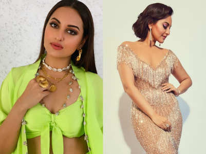 5 times Sonakshi proved she's the style queen of movie promotions