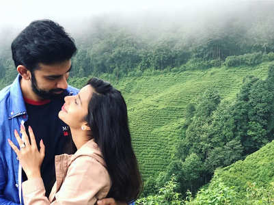 Charu, Rajeev's romantic time in Darjeeling