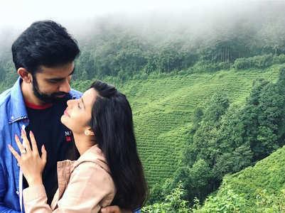 Charu, Rajeev's romantic time in Darjeeling