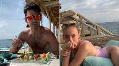 Newlywed bliss! Sophie Turner and Joe Jonas' tropical honeymoon in Maldives will leave you starry-eyed!