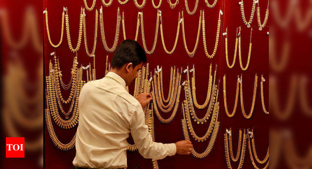 Gold Price Today Touches All Time