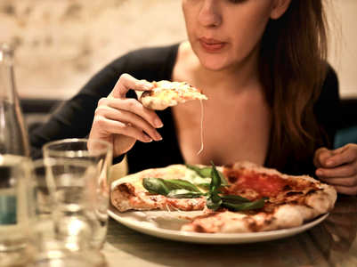 Eating in moderation could make you gain weight