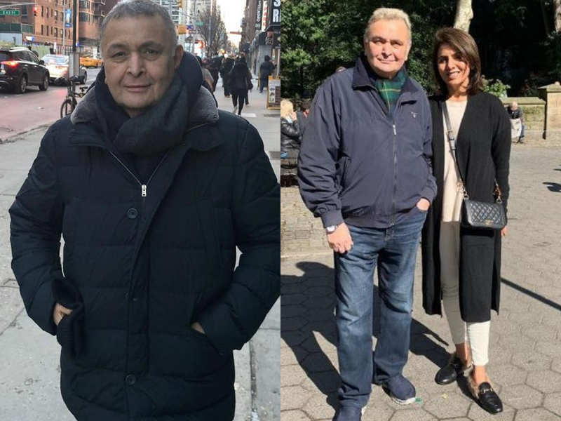 """Rishi Kapoor on battling cancer: """"I lost 26 kilos as I had no appetite for the first four months"""""""