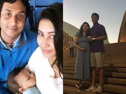 Kayamath's Panchi pregnant for second time