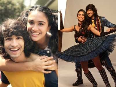 Shantanu opens up on dating Nityaami