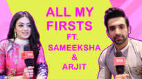 All My Firsts Ft. Sameeksha Jaiswal and Arjit Taneja |Bahu Begum| |Exclusive|