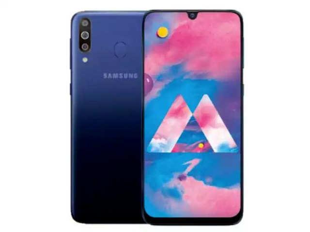 Samsung Galaxy M30 gets a price cut on Amazon India