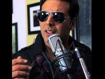 Akshay to turn rapper for 'Housefull 4'