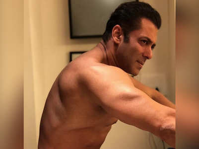 Salman Khan to lose weight for 'Inshallah'