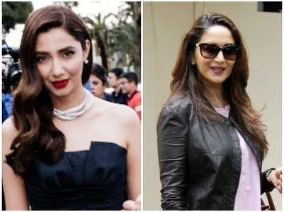 Fans compare Mahira to Madhuri