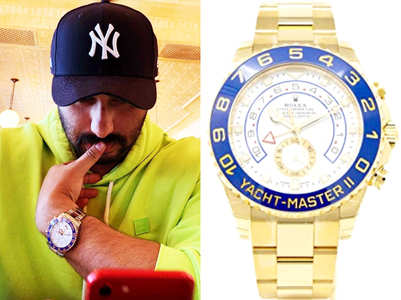 The price of Arjun Kapoor's watch will shock you