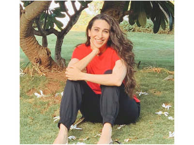 Photo: Karisma Kapoor looks fresh as a daisy