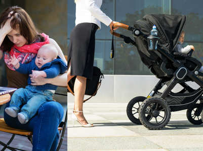 Easy ways to get back to work after a maternity break
