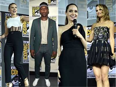 The new Superhero line up from Marvel!