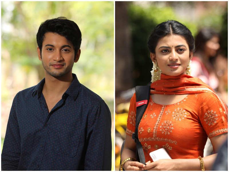 Rohit Saraf makes his Tamil debut; Anandhi plays his pair