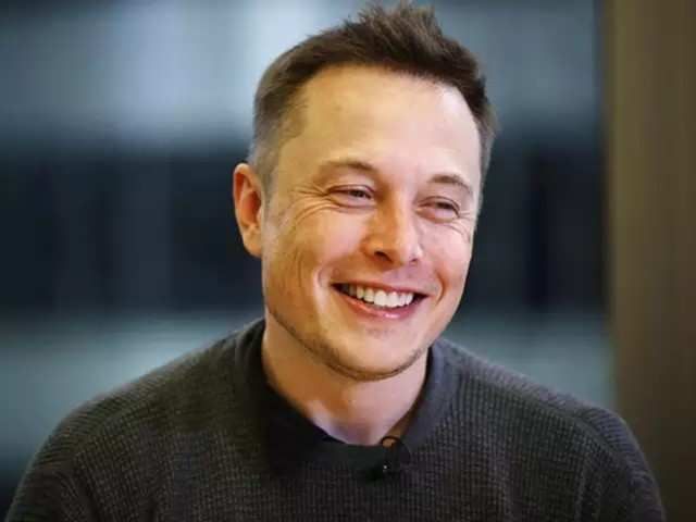 Tesla CEO Elon Musk 'changes' his name to '-1'