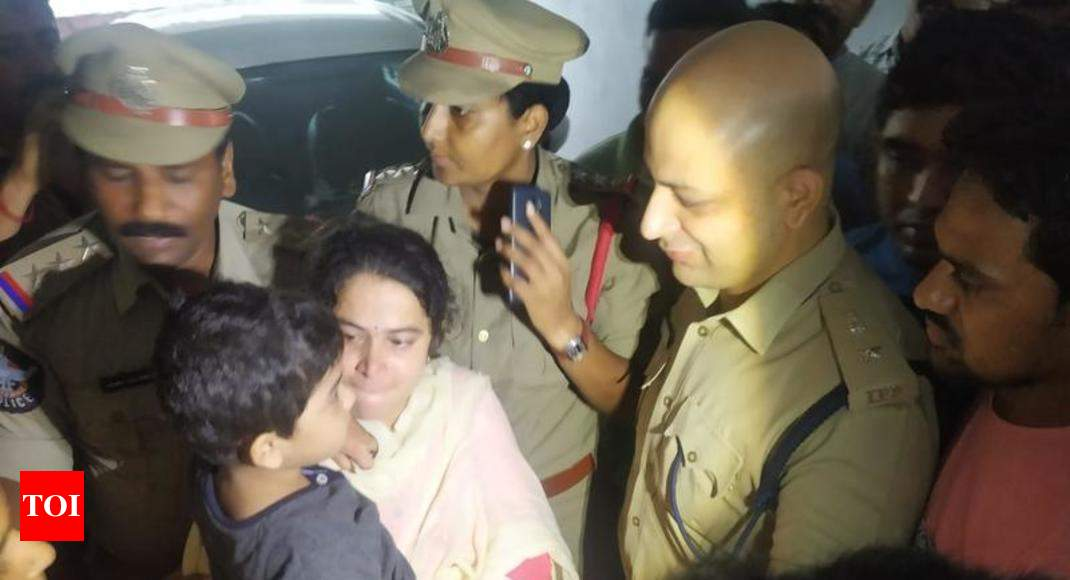 Kidnapped 3 days ago, 4-yr-old returns home