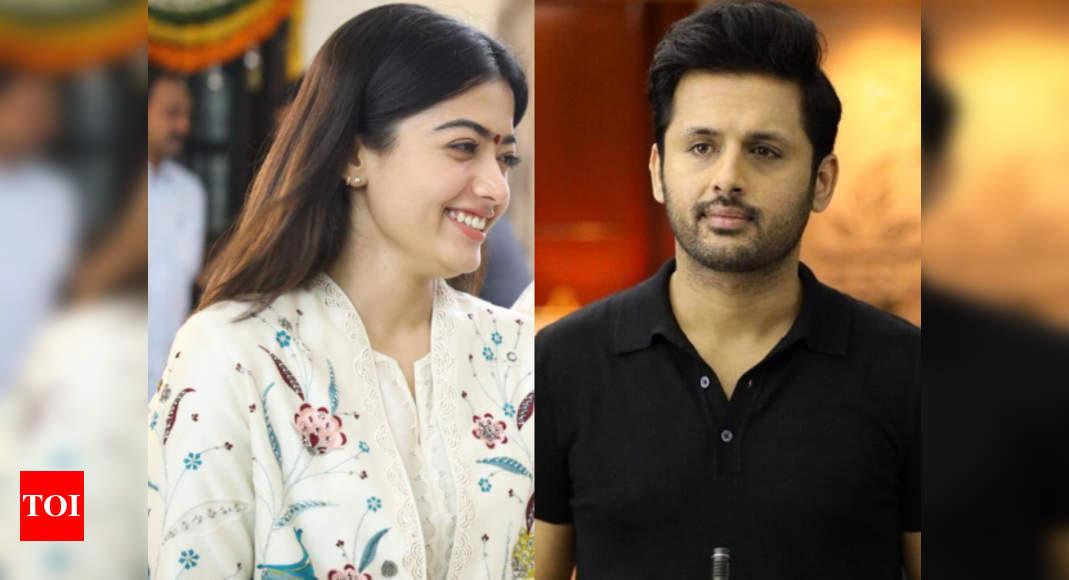 Bheeshma Nithiin Rashmika Mandanna Wraps Up The First Schedule Of Their Upcoming Film Telugu Movie News Times Of India