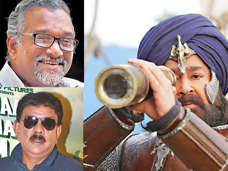 TP Rajeevan suspects Priyadarshan's Marakkar is based on his concept
