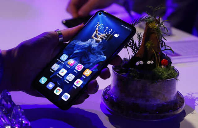 Huawei says its foldable smartphone 'Mate X' still being optimised