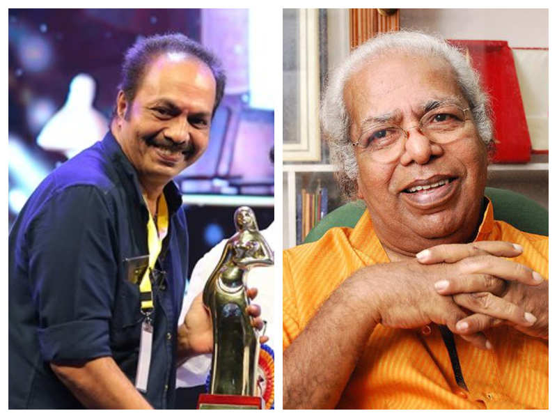 Shammi Thilakan dedicates his Kerala State film honour to late father  Thilakan | Malayalam Movie News - Times of India