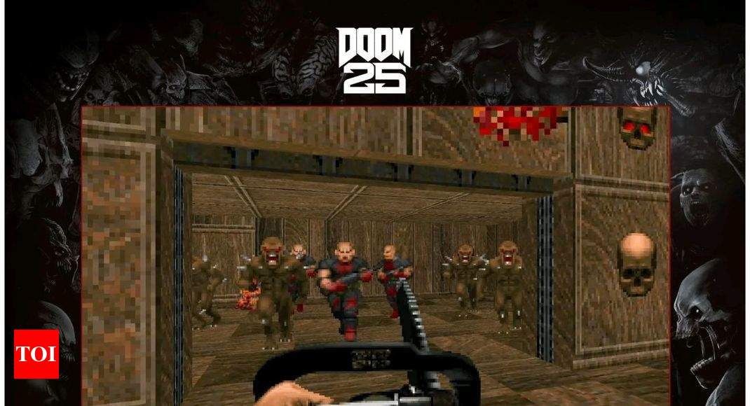 Doom for Android: This popular 90s game is now available on