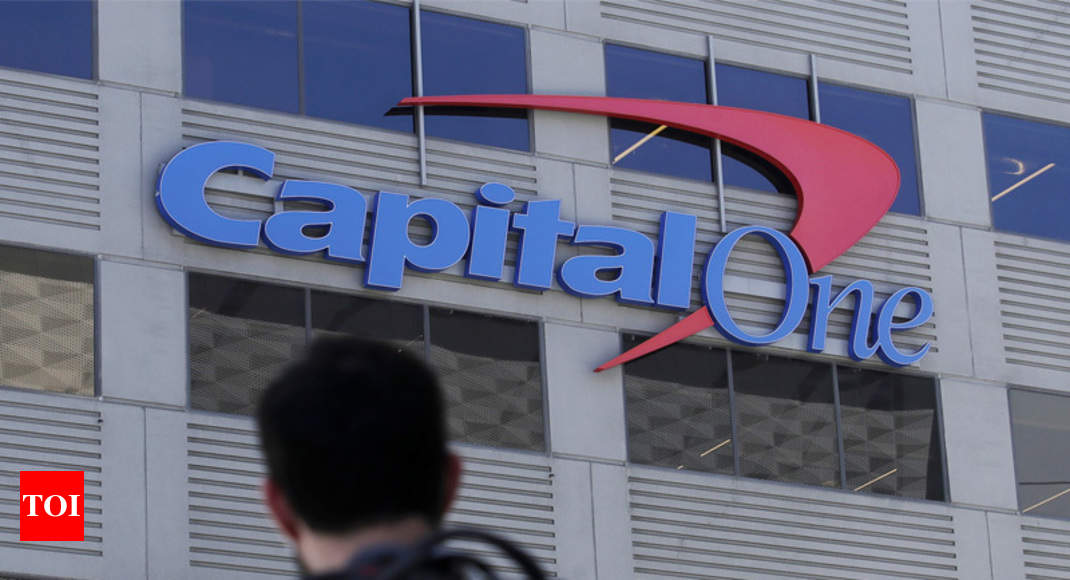 Capital One: Information of over 100 million individuals in