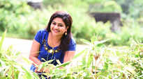 Actress Apsara gets candid