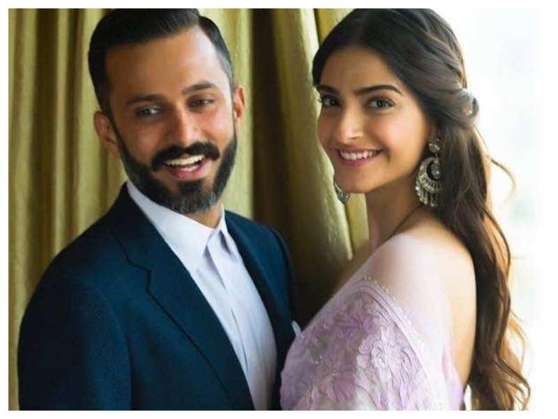 Photos: Sonam K Ahuja gives us a sneak peek into husband Anand Ahuja's birthday celebrations