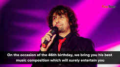 Birthday special: Famous Marathi songs by Sonu Nigam