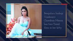 Vaishnavi Chandran Menon is Kollywood bound