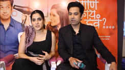 Our relationship has grown; every day it gets better and better: Priya and Umesh on their marriage