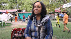Rohini Hattangadi talks about her character in Once More!