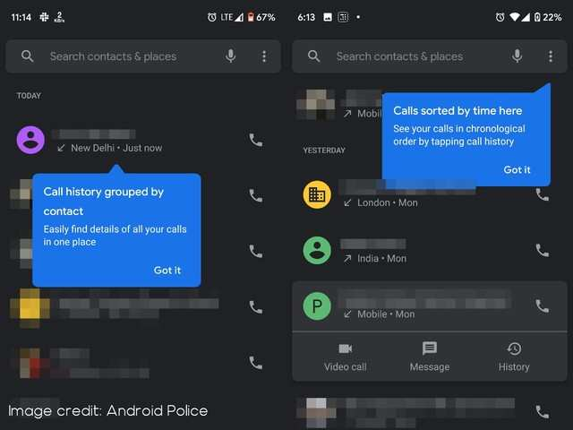 Google's dialler app is set to get a redesign, here's how it will look