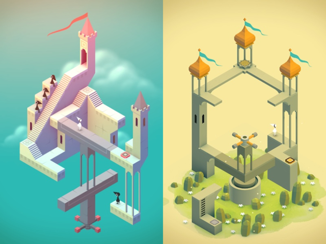 Popular mobile game Monument Valley's third iteration is under works