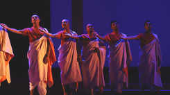 A play depicting the life journey of Gautam Buddha staged in Lucknow