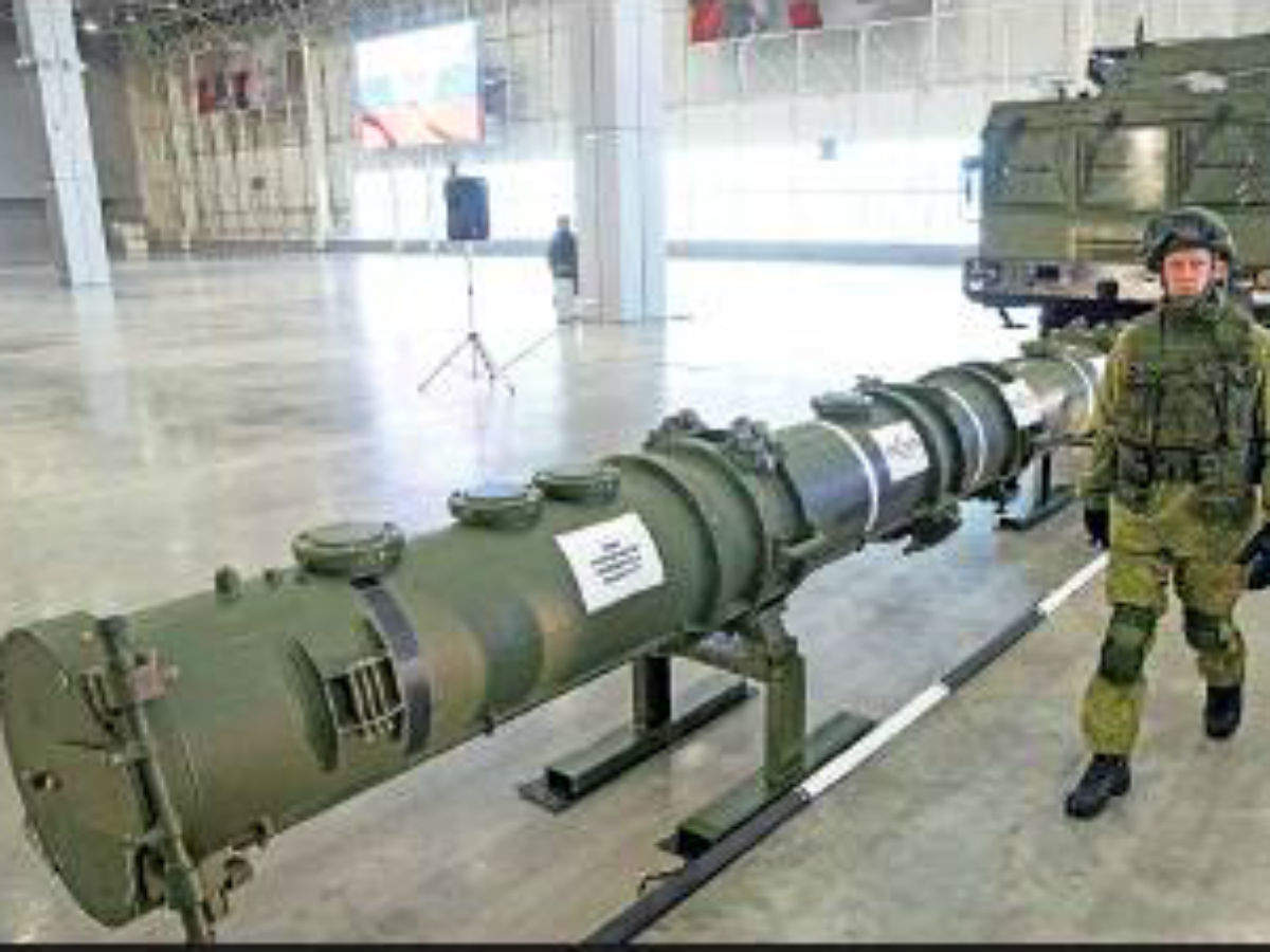 Us Ends Cold War Nuke Treaty With Aim Of Countering China Times Of India