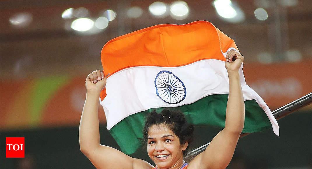 I want to be double Olympic medallist: Sakshi Malik | More