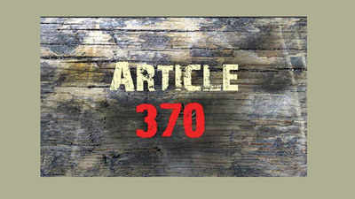 What is Article 370? Three key points