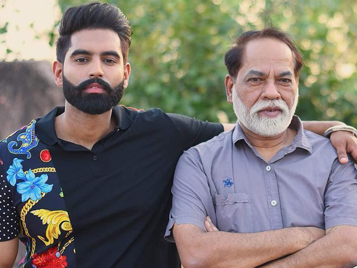 Friendship Day Exclusive! Parmish Verma: My dad is my best friend | Punjabi Movie News - Times of India